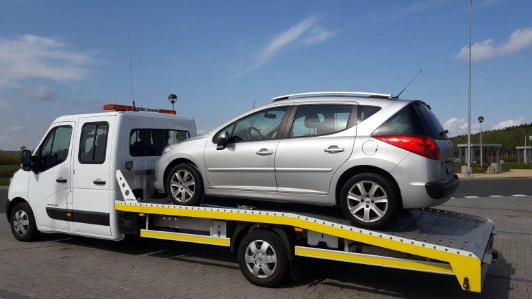 Profesjonalna pomoc drogowa w Niemczech